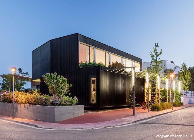 prototype construcción modular vivienda