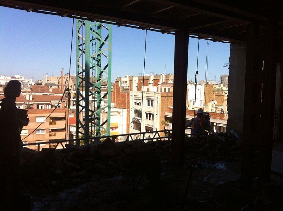 constructoras de Barcelona